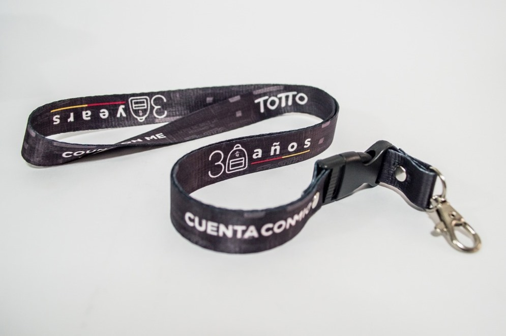 Cintas Estampadas - Sublimadas