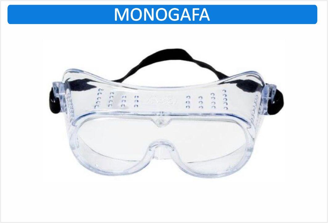 Monogafas de protección