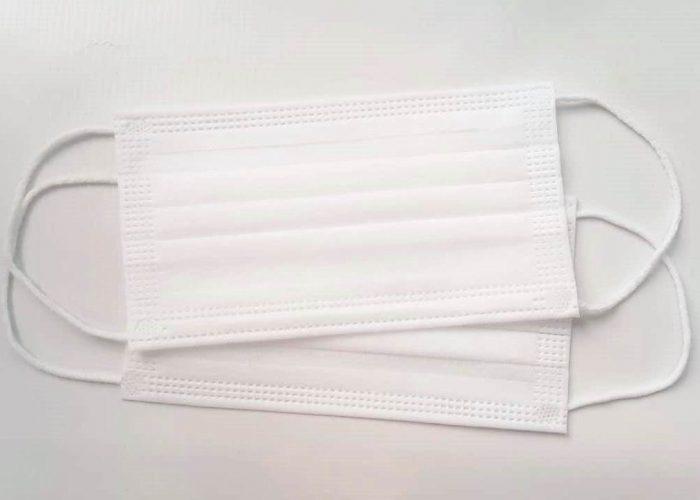 Tapabocas Sellados Blanco 2