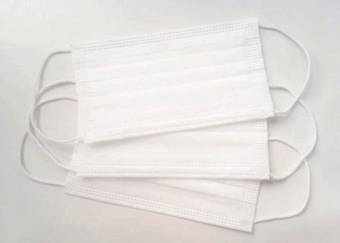 Tapabocas Sellados Blanco 3